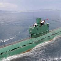 Американская разведка сообщила о пропаже северокорейской подводной лодки