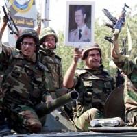 Армия Асада наступает на оплот ИГ