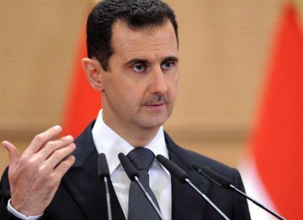 Асад поблагодарил Путина за помощь в борьбе с терроризмом