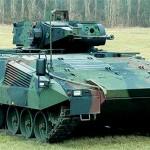 Боевая машина пехоты Германии Puma