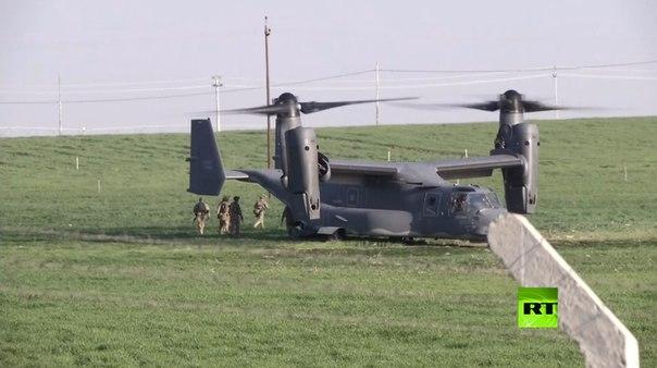 ВВС США желает больше V-22 Osprey