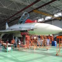 Воздушные Силы Украины активно восстанавливают тяжелые истребители Су-27.