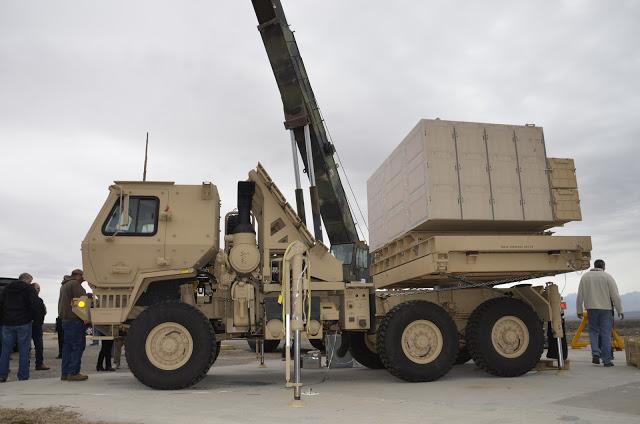 В США разрабатывают аналог российского комплекса противовоздушной обороны «Панцирь-С1»