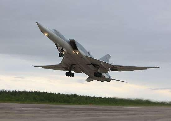 Дальние сверхзвуковые бомбардировщики Ту-22М3 направлены в Таджикистан