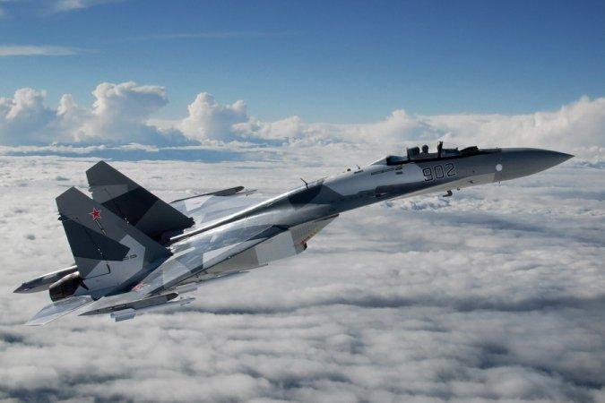 Индонезия и Россия подпишут контракт на поставку десяти Су-35