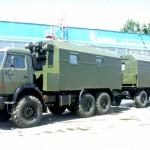 Казахстанская армия получит на вооружение штабные машины отечественного производства