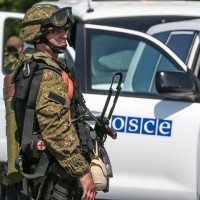 Наблюдатели ОБСЕ на Украине не обнаружили на складах 30% тяжелой техники