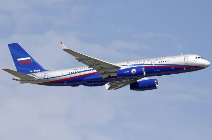 Обновление Ту-214ОН встревожило армию США