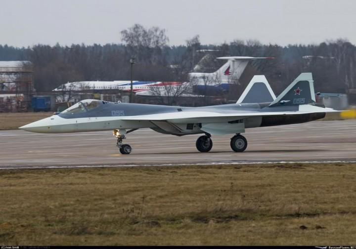 ПАК ФА Т-50 или как управлять современными самолетами ВВС России?