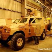Представлены легкие бронеавтомобили Al Shibl компании Armoured Vehicles & Heavy Equipment Factory