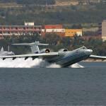 Российский Флот полностью заменит устаревшие Бе-12 на новые гидросамолеты А-40