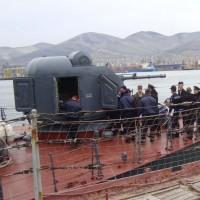 Российский катер Р-32 всё же будет передан ВМС Египта