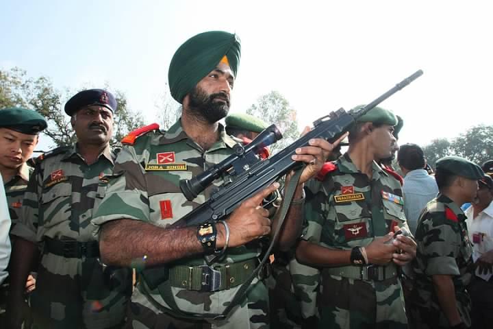 Россия остается крупнейшим поставщиком оружия в Индию