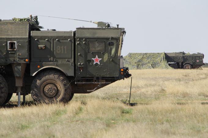 Россия перебросила в Сирию секретные ракетные комплексы