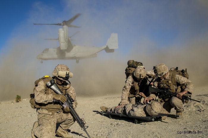США перебросили подразделения морской пехоты в Ирак