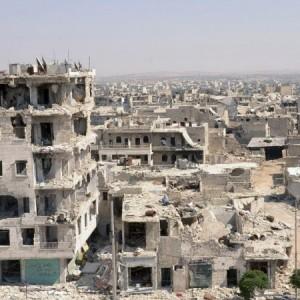 Сирия осталась без электричества в четверг 5 марта