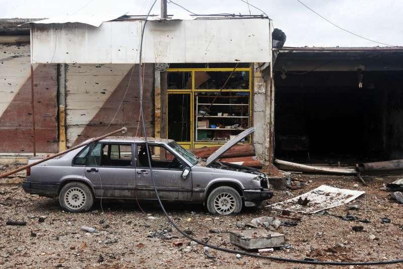 Террористы подвергли иракский город Таза химической атаке