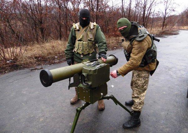 Украинские военные активно осваивают новейший противотанковый комплекс «Стугна-П»