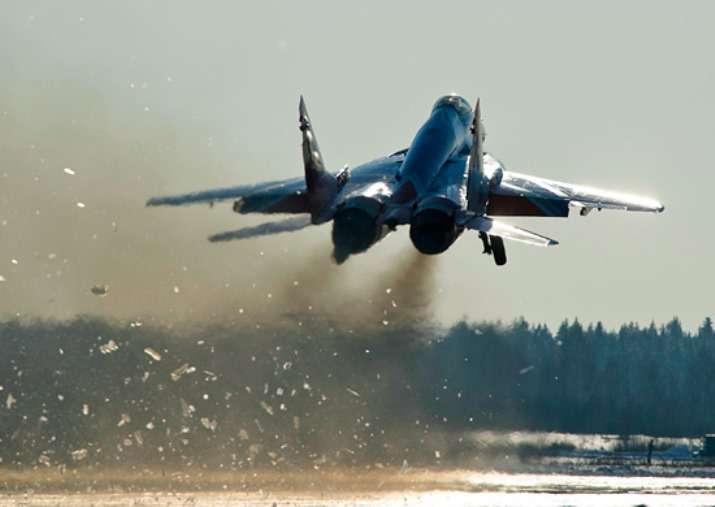 Учение МиГ-29 и Су-25 прошло в Липецкой области