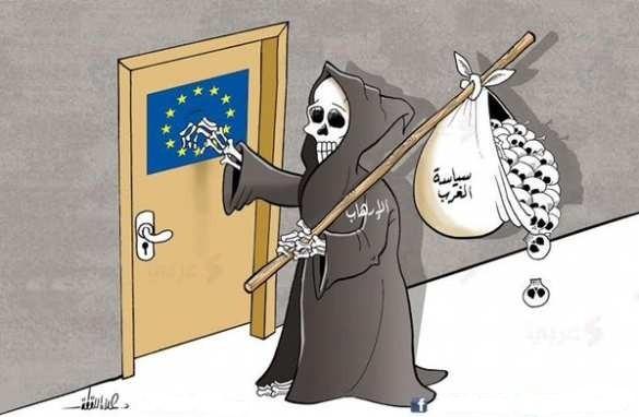 Франсуа Олланд прозрел: ЕС наводнили террористы!