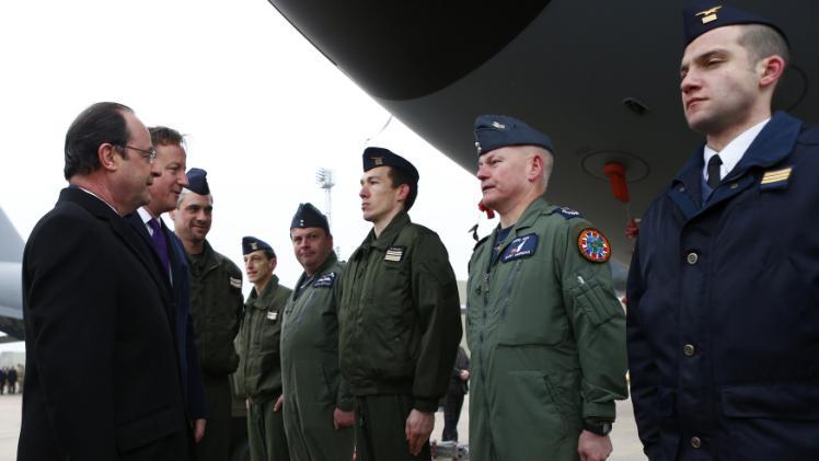 Франция и Великобритания договорились вместе создавать военные БПЛА