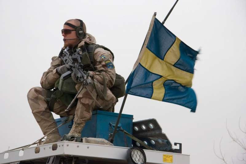 Швеция боится РФ