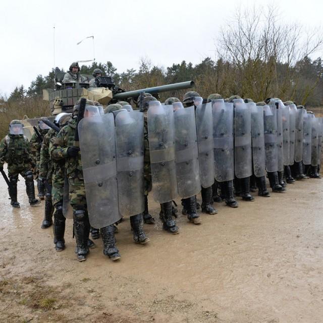 молдавская армия в Хоэнфельсе