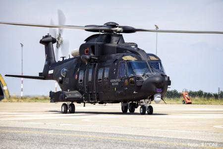 ВВС Италии теперь с вертолетом HH-101A CAESAR