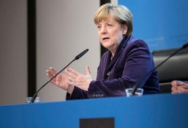 Меркель борется за власть в ЕС