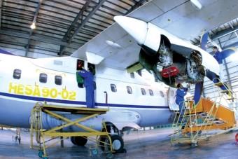 Украина и Иран договариваются о возобновлении совместного производства самолета IrAn-140