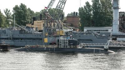 В новую программу вооружений РФ войдет строительство подлодок Калина