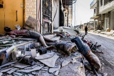 Госдеп призвал Москву «повлиять на режим Асада»