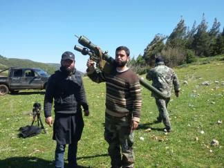 В распоряжении сирийский боевиков попали северокорейские ПЗРК HT-16PGJ
