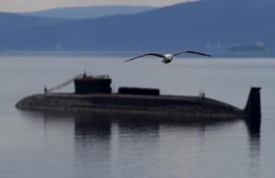 ВМФ: российские подлодки стали проводить вдвое больше времени на боевом дежурстве