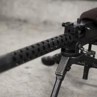 W+F M1919 швейцарский пистолет-пулемет