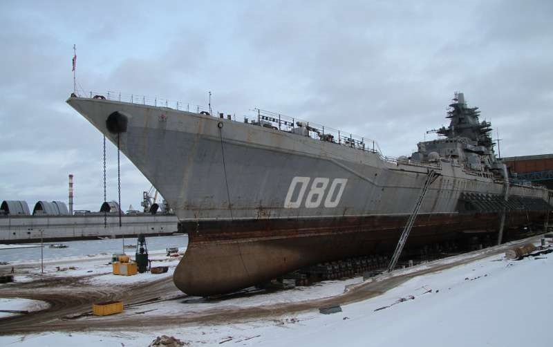 «Адмирал Нахимов» оснастят гиперзвуковыми ракетами «Циркон»