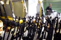 «Калашников» создал 3-мерные модели оружия