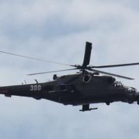 Азербайджан был вынужден признать потерю ударного вертолета Ми-24