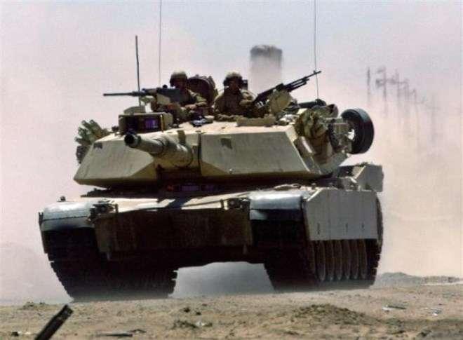 Американские СМИ раскритиковали своих военных за попытку прославить M1 Abrams, воюющий в Ираке