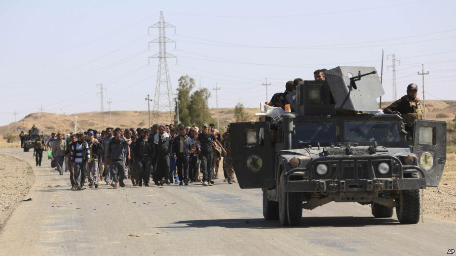 Армии Ирака удалось освободить стратегически важный город Хит
