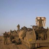 Армия Израиля начала военные учения на Голанских высотах