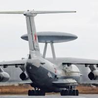 А-50 глаза и уши Военно-воздушных сил России