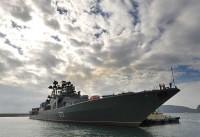 """БПК """"Адмирал Виноградов"""" участвует в международных учениях в Индонезии"""
