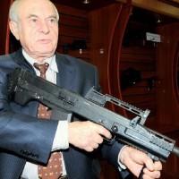 Беспатронное оружие запатентовал российский изобретатель