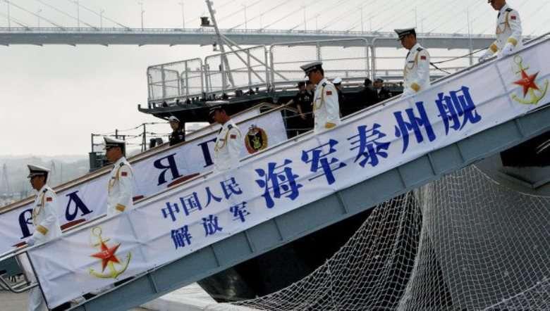 Военное сотрудничество РФ и КНР развивается и выходит на новый уровень