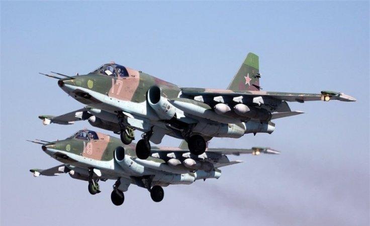 Военные получат модернизированные Су-25СМ3 до конца 2016 года