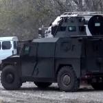 Впервые появилось изображение новой штурмовой модификации российского бронеавтомобиля «Тигр»