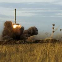 В Астраханской области из «Искандера-М» выполнен пуск ракеты с «пониженной радиолокационной заметностью»