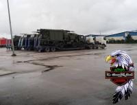 В Иране были замечены новейшие российские комплексы пассивной локации 1Л222М «Автобаза-М»