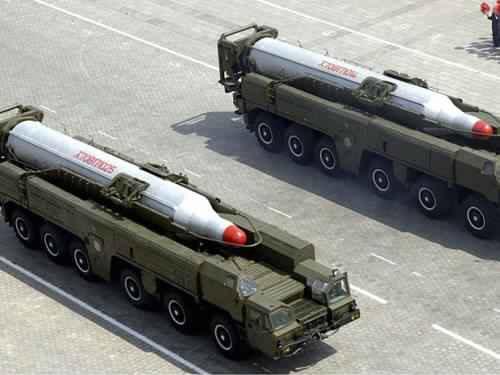 В Северной Кореи в день рождения Ким Ир Сена провалили испытания новой баллистической ракеты
